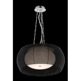LAMPA WISZĄCA ZUMA LINE TANGO PENDANT MD1104-2LBLACK