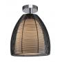 LAMPA SUFITOWA PICO 30 CZARNA MX9023-1L ZUMA LINE