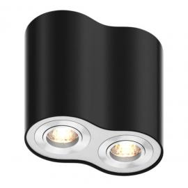 LAMPA NATYNKOWA ZUMA LINE RONDOO 50407-BK