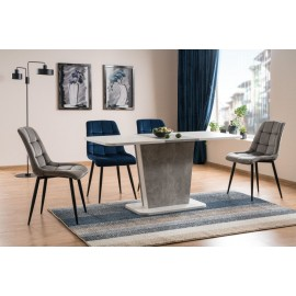 Stół Calipso (110) efekt betonu-Signal