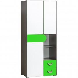 Szafa Futuro F1 (zielony)- Dolmar