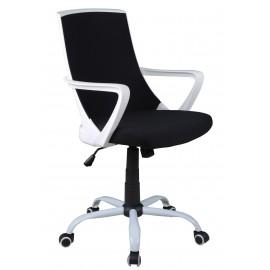Fotel Obrotowy CX-0722M (czarny)- Furnitex