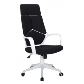 Fotel Obrotowy CX-0898H (czarny)- Furnitex