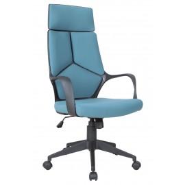 Fotel Obrotowy CX-0898H (niebieski)- Furnitex