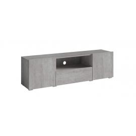 Szafka RTV DELOS TYP-41 (beton colorado)- helvetia