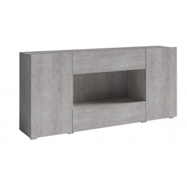 Komoda DELOS TYP-25 (beton colorado)- helvetia