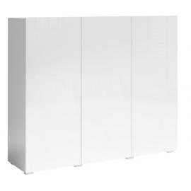 Komoda DELOS TYP-46 (biały połysk)- helvetia