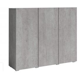 Komoda DELOS TYP-46 (beton colorado)- helvetia