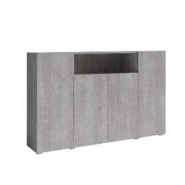 Komoda DELOS TYP-48 (beton colorado)- Helvetia