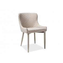 Krzesło Colin (beżowy)- Signal