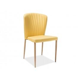 Krzesło Polly (żółty)- Signal