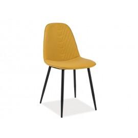 Krzesło Teo A (curry)- Signal