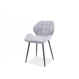 Krzesło Hals (jasny szary)- Signal