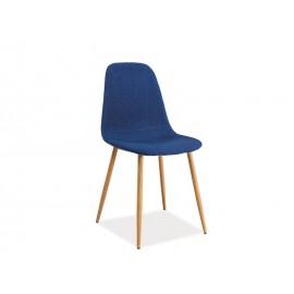 Krzesło Fox (granatowy)- Signal