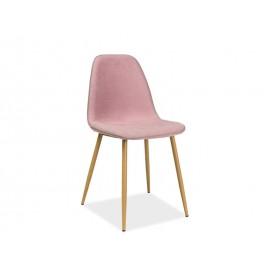 Krzesło Dual (różowy)- Signal