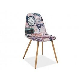 Krzesło Citi (Paryż)- Signal