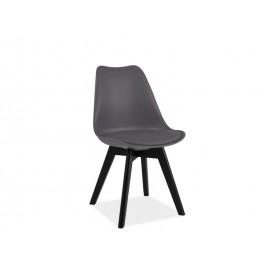 Krzesło Kris II (szary/czarny)- Signal