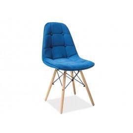 Krzesło Axel III (niebieski)- Signal