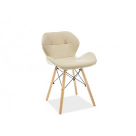 Krzesło Matias (cappucino)- Signal