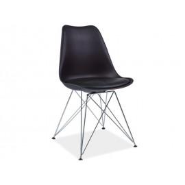 Krzesło Tim (czarny)- Signal