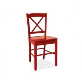 Krzesło CD-56 (czerwony) -Signal