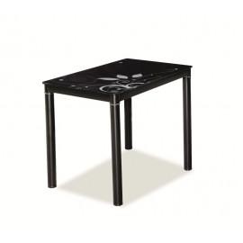 Stół Damar (80) (czarny)- Signal