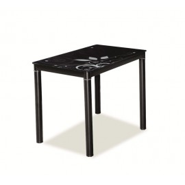 Stół Damar (100) czarny- Signal