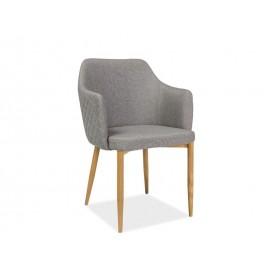 Krzesło Astor (szary)- Signal