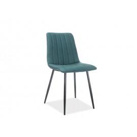 Krzesło Alan (ciemny zielony)- Signal