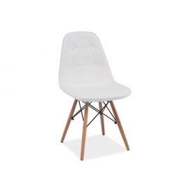 Krzesło Axel (biały)- Signal