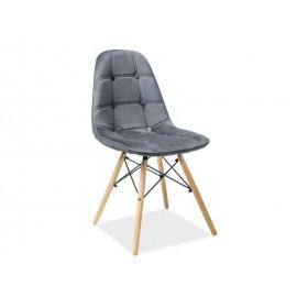 Krzesło Axel III (szary)- Signal