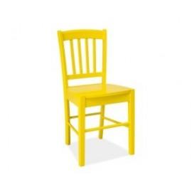 Krzesło CD-57 (żółty)- Signal