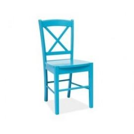 Krzesło CD-56 (niebieski) -Signal