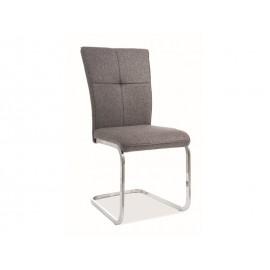 Krzesło H-190 (szary)- Signal