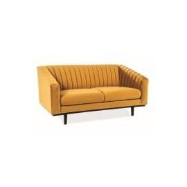 Sofa Asprey 2 Velvet (curry)- Signal