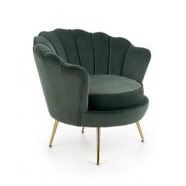 Fotel Amorinito (ciemny zielony)- Halmar