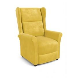 Fotel Agustin 2 (musztardowy) - Halmar