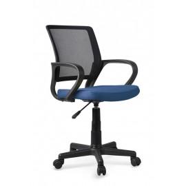 Fotel Obrotowy Joel (niebieski)- Halmar