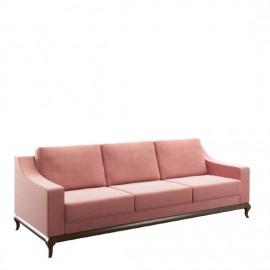 Nicea NI-sofa 3 os. z funkcją spania DL - Taranko