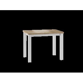 Stół Monte (dąb złoty craft/biały) -Furnitex