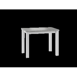 Stół Monte (beton/biały) 70x100