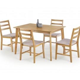 Cordoba stół + 4 krzesła- Halmar