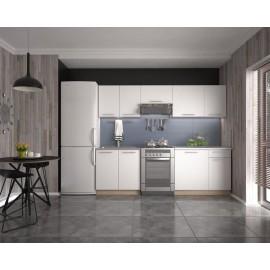 Zestaw kuchenny Daria 240 (sonoma)- Halmar