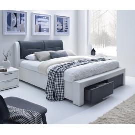 Łóżko Cassandra-S 160- Halmar