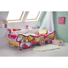 Łóżko Cinderella- Halmar