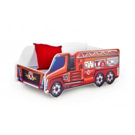 Łóżko Fire Truck- Halmar