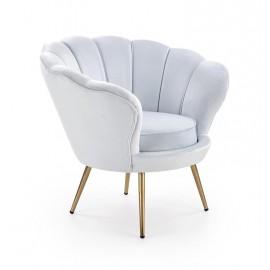 Fotel Amorino (jasny niebieski)- Halmar