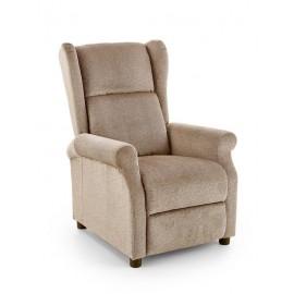 Fotel Agustin (beżowy)- Halmar