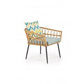 Fotel Gardena 1S- Halmar