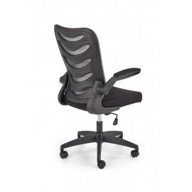 Fotel Obrotowy Lovren (czarny)- Halmar